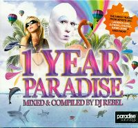 Cover  - 1 Year Paradise