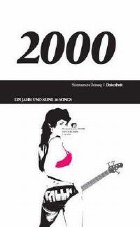 Cover  - 2000 - Ein Jahr und seine 20 Songs (SZ Diskothek)