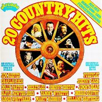 Cover  - 20 Country Hits