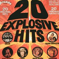 Cover  - 20 Explosive Hits