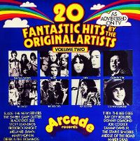 Cover  - 20 Fantastic Hits By The Original Stars Volum Two