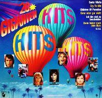 Cover  - 20 Giganten Hits · Hits · Hits