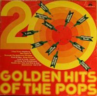 Cover  - 20 Golden Hits Of The Pops