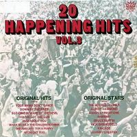 Cover  - 20 Happening Hits Vol. 3