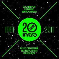 Cover  - 20 Jahre Intro - Die Hits der Leser und die Lieblingslieder der Redaktion