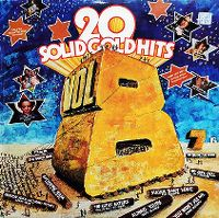 Cover  - 20 Solid Gold Hits Vol. 8