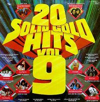 Cover  - 20 Solid Gold Hits Vol. 9