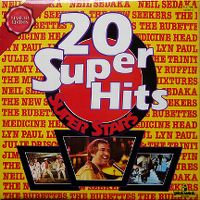 Cover  - 20 Superhits - 20 Superstars