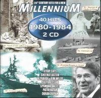 Cover  - 20th Century Hits For A New Millennium (1980-1984)