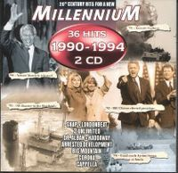 Cover  - 20th Century Hits For A New Millennium (1990-1994)