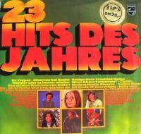 Cover  - 23 Hits des Jahres (70)