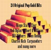 Cover  - 24 Original Pop Gold Hits