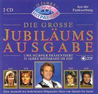 Cover  - 25 Jahre ZDF-Hitparade - Die grosse Jubliäums-Ausgabe