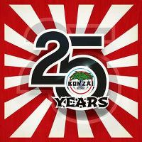 Cover  - 25 Years Bonzai
