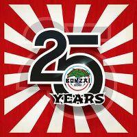 Cover  - 25 Years Bonzai