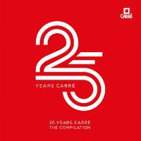 Cover  - 25 Years Carré