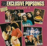Cover  - 28 Exclusive Popsongs