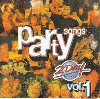 Cover  - 2Day FM's Party Songs - Volume 1