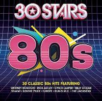 Cover  - 30 Stars - 80s