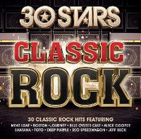 Cover  - 30 Stars - Classic Rock