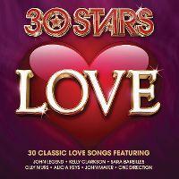 Cover  - 30 Stars - Love