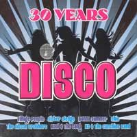 Cover  - 30 Years Disco