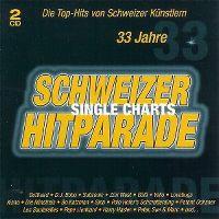 Cover  - 33 Jahre Schweizer Hitparade - Single Charts
