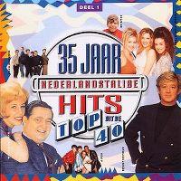 Cover  - 35 Jaar Nederlandstalige hits uit de Top 40 Deel 1