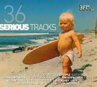 Cover  - 3FM Serious Radio - 36 Serious Tracks