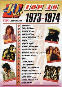 Cover  - 40 jaar Top 40 - 1973-1974