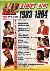 Cover  - 40 jaar Top 40 - 1983-1984