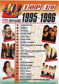 Cover  - 40 jaar Top 40 - 1995-1996