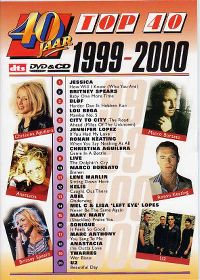Cover  - 40 jaar Top 40 - 1999-2000