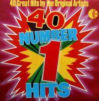 Cover  - 40 Number 1 Hits
