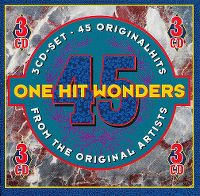 Cover  - 45 One Hit Wonders