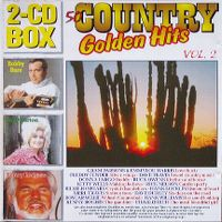 Cover  - 50 Golden Country Hits Vol. 2