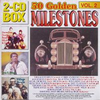 Cover  - 50 Golden Milestones Vol. 2