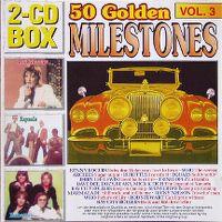 Cover  - 50 Golden Milestones Vol. 3