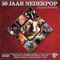 Cover  - 50 jaar Nederpop