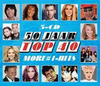 Cover  - 50 Jaar Top 40 - More #1-Hits