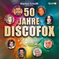 Cover  - 50 Jahre Discofox