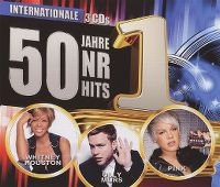 Cover  - 50 Jahre Internationale Nr 1 Hits