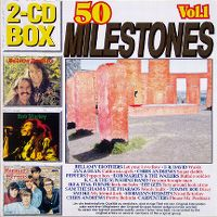 Cover  - 50 Milestones Vol. 1
