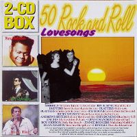 Cover  - 50 Rock And Roll Lovesongs
