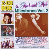 Cover  - 50 Rock And Roll Milestones Vol. 2