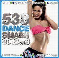 Cover  - 538 Dance Smash 2012 Vol. 3