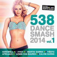 Cover  - 538 Dance Smash 2014 Vol. 1