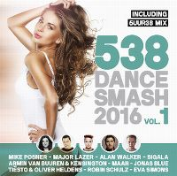 Cover  - 538 Dance Smash 2016 Vol. 1