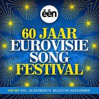 Cover  - 60 jaar Eurovisie Songfestival