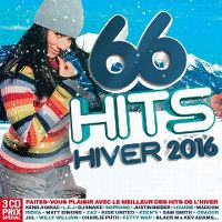 Cover  - 66 hits hiver 2016
